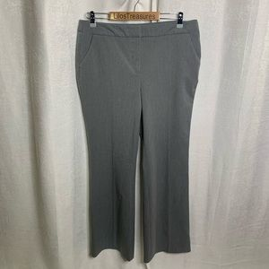 Chico's work trousers